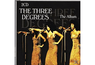 The Three Degrees - The Three Degrees-The Album - (CD)