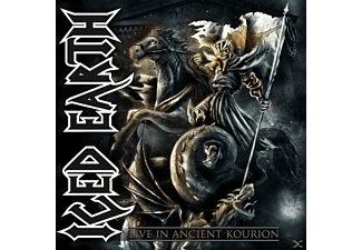 Iced Earth - Live In Ancient Kourion - (Vinyl)