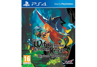 The Witch And The Hundred Knight PS4