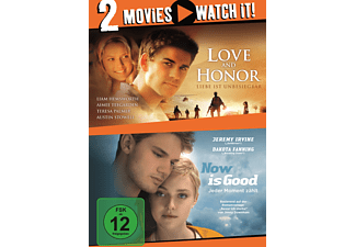 Love And Honor / Now Is Good - Jeder Moment zählt [DVD]