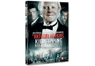 Kidnapping Mr. Heineken Thriller DVD