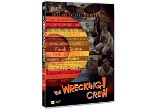 The Wrecking Crew Dokumentär DVD