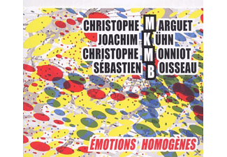 Marguet, Mkmb Quartet - Emotions Homogenes - (CD)
