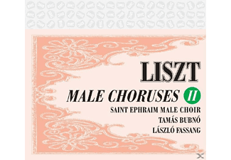 Tamas & Saint Ephraim Male Choir Bubno - Male Choruses II - (CD)