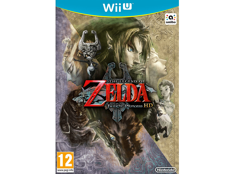 THE LEGEND OF ZELDA: TWILIGHT PRINCESS HD Nintendo Wii U gaming   offline nintendo wiiu παιχνίδια wii u gaming games wii  wii u games