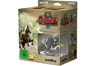 THE LEGEND OF ZELDA: TWILIGHT PRINCESS HD + WOLF Nintendo Wii U