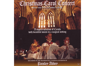 VARIOUS, Paisley Abbey Choir - Christmas Carol Concert - (CD)