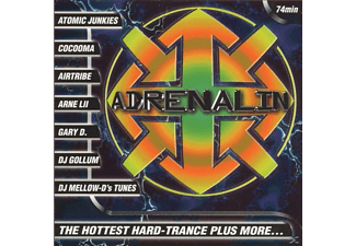 VARIOUS - Adrenalin-The Sound Of EDM 1 - (CD)