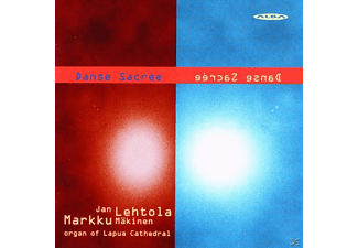 Org Jan Lehtola And Markku Makinen - Danse Sacree - (CD)
