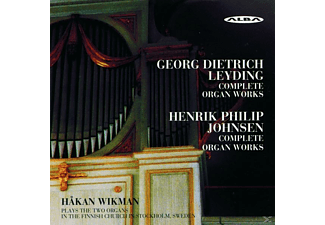 Hakan Wikman - Complete Organ Works - (CD)