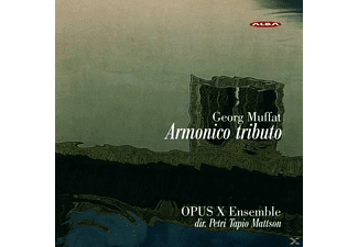 VARIOUS - Armonico tributo - (CD)