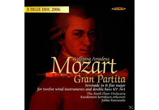 Sixth Floor Orchestra - MOZART: GRAN PARTITA - (CD)