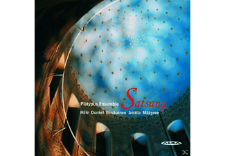 Platypus Ensemble: Sid Hille Piano - Satsang - (CD)