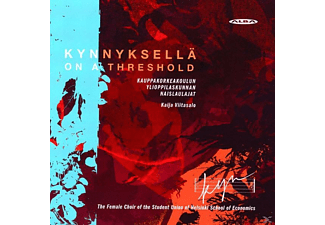 Th Female Choir Of The Student Uni - Kynnyksellä - (CD)