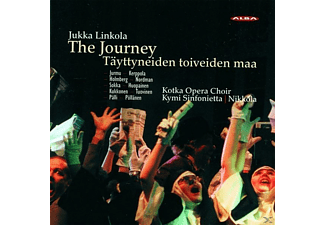 VARIOUS - The Journey - (CD)