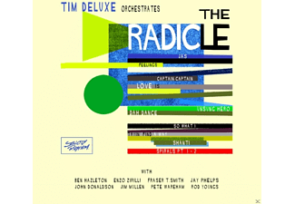 Tim Deluxe - The Radicle - (CD)