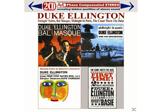 Duke Ellington - 4 Classic Albums [CD]