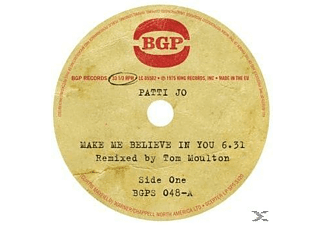 Patti Jo - Make Me Believe In You/Aint No Love Lost - (Vinyl)