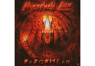 Marshall Law - razorhead - (CD)