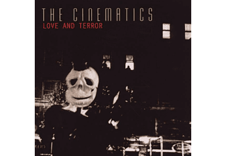 The Cinematics - Love And Terror [CD]