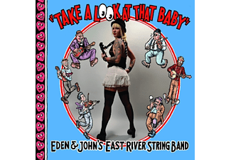 The East River String Band - Take A Look At That Baby - (Vinyl)