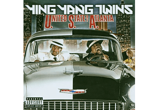 Ying Yang Twins - United States of  Atlanta - (CD)