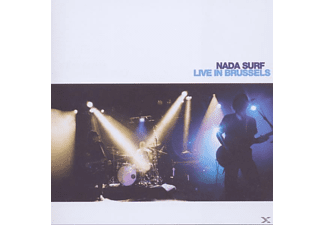 Nada Surf - Live In Brussels - (CD)