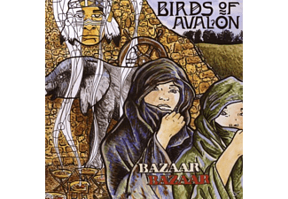 Birds Of Avalon - Bazaar Bazaar [CD]