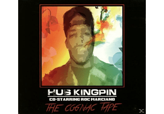 Kingpin,Hus/Marciano,Roc - The Cognac Tape - (CD)