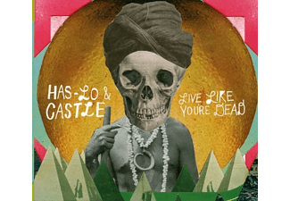 Has-lo, Castle - Live Like You're Dead - (CD)