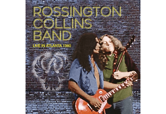 Rossington Collins Band - Live In Atlanta 1980 [CD]
