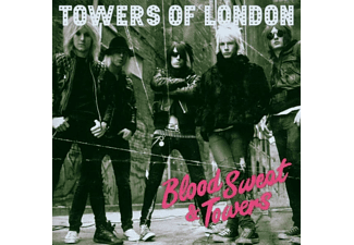 Towers Of London - Blood Sweat & Towers [CD]