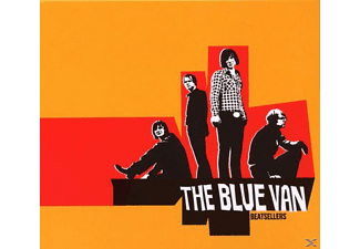 The Blue Van - Beatsellers - (Maxi Single CD)