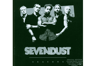 Sevendust - Seasons - (CD)