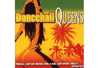 VARIOUS - Dancehall Queens - (CD)