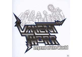 Valient Thorr - LEGEND OF THE WORLD - (CD)