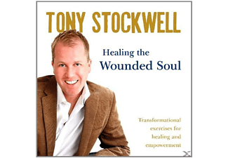 Tony Stockwell - Healing the wounded soul - (CD)
