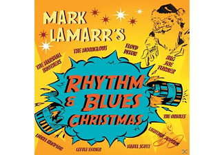 VARIOUS - Mark Lamarr's - Rhythm & Blues Christmas - (CD)