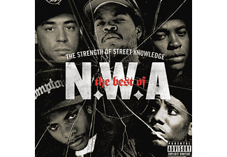N.W.A - Best Of: The Strength Of Street Knowledge [CD]