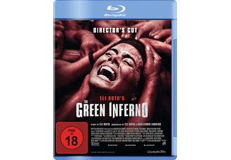 The Green Inferno - (Blu-ray)