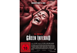 The Green Inferno - (DVD)
