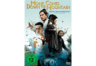 Monk Comes Down The Mountain - (DVD)