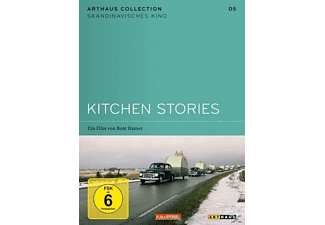 Kitchen Stories - Arthaus Collection Skandinavisches Kino - (DVD)