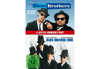 The Blues Brothers / Blues Brothers 2000 - (DVD)