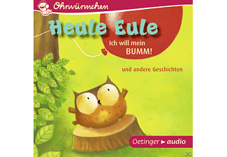 Friester, Paul,  Petz, Moritz - Heule Eule – Ich will mein Bumm! - (CD)