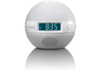 LENCO CRW-1 Wellness Wekkerradio