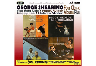 George Shearing - 4 Classic Albums Plus - (CD)