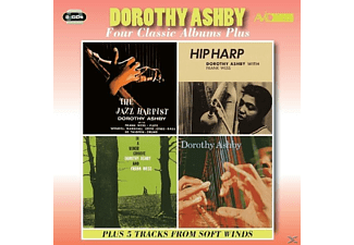 Dorothy Ashby - 4 Classic Albums Plus - (CD)