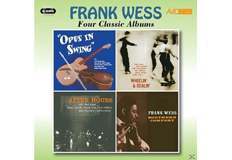 Frank Wess - 4 Classic Albums - (CD)