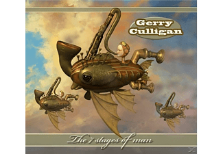 Gerry Culligan - The 7 Stages of Man - (CD)